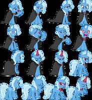 Trixie Vectors Set 11 by Jeatz-Axl