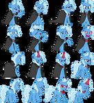 Trixie Vectors Set 11