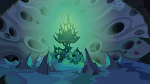 Changeling Throne Room