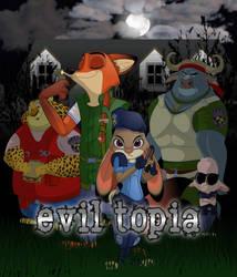 Evil Topia by Jeatz-Axl