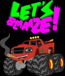 420 Blaze by Jeatz-Axl