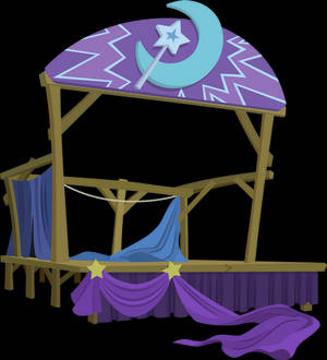 Trixie's Stage Incomplete