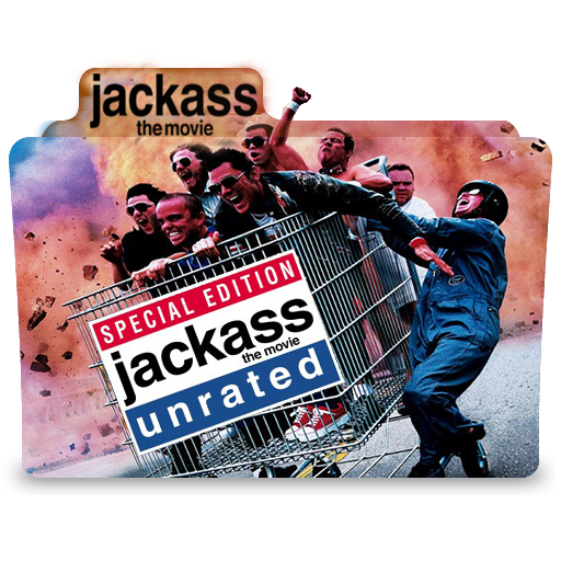 I watch jackass the movie