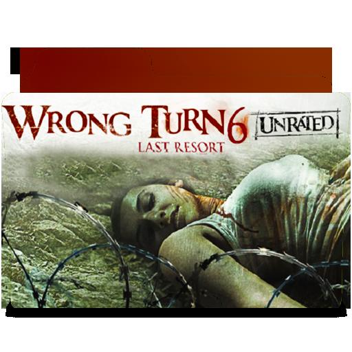 Wrong Turn 6 - Last Resort Folder Icon by amirtanha18 on