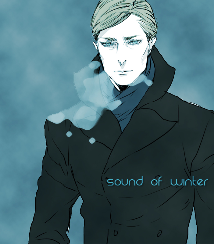 Sound of Winter (Erwin Smith x Reader) by NellyKashi on