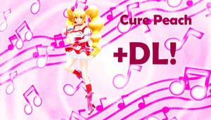 [MOTME] TDA Cure Peach +DL