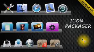 Leop-Aqua Mod for IconPackager