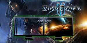 Wallpaper StarCraft 2