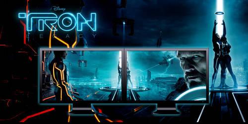 Tron Legacy 2.1 by blackbeast