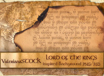 Lord of the Rings inspired backgrounds by ValerianaSTOCK