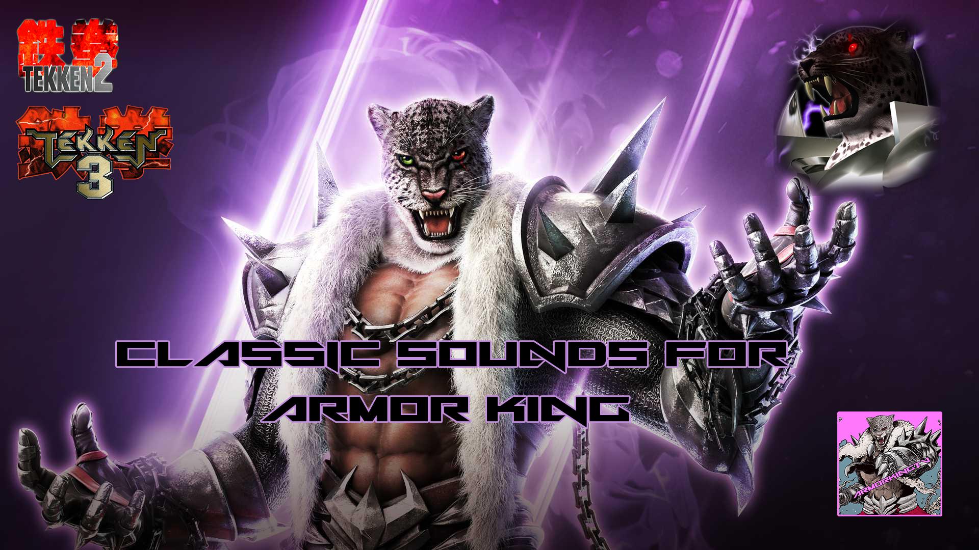 Armor King Classic Sounds Mod For Tekken 7 By Armorkingtv21 On Deviantart