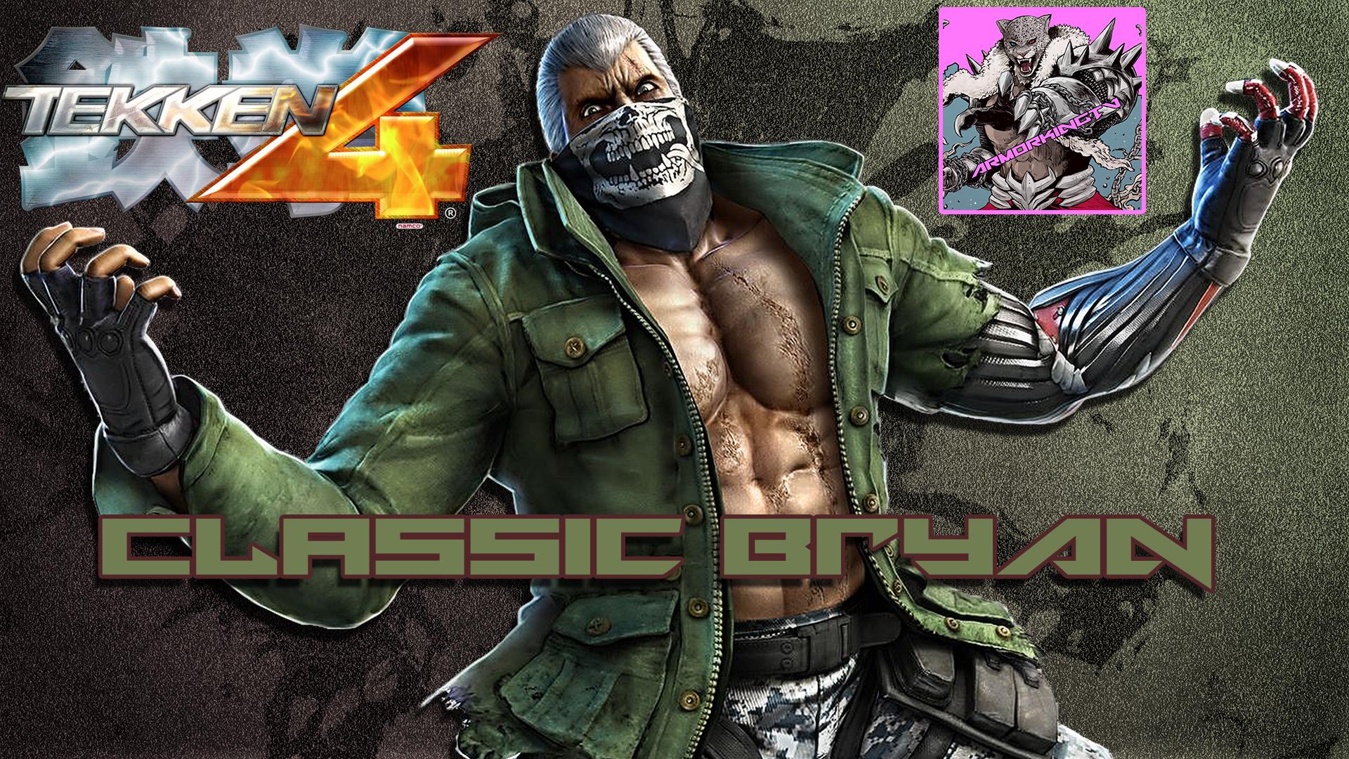 Bryan Fury Classic Sounds Mod For Tekken 7 By Armorkingtv21 On Deviantart