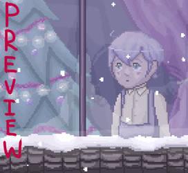 Snowfall Wonder by DizzyAlyx