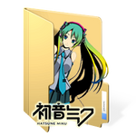 Custom folder icon template (psd)