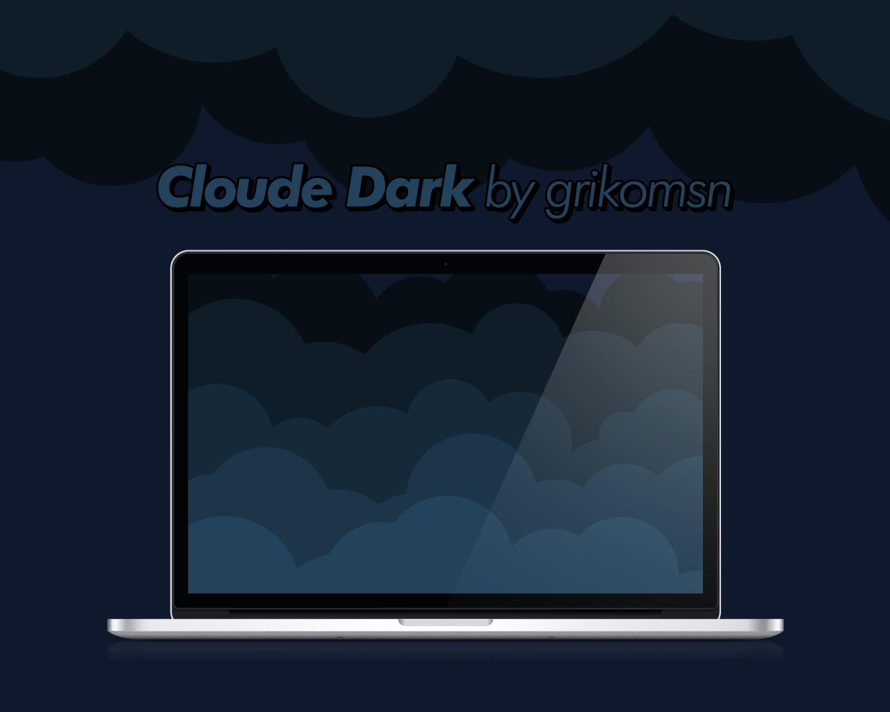 Cloude Dark by grikomsn