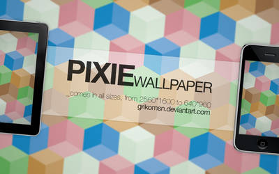 Pixie by grikomsn
