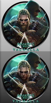 Assassin's Creed Valhalla Icons