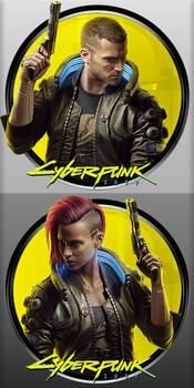 CyberPunk 2077 Icons