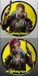CyberPunk 2077 Icons by kraytos