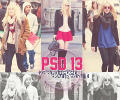 PSD 13 by ZaaYBieber
