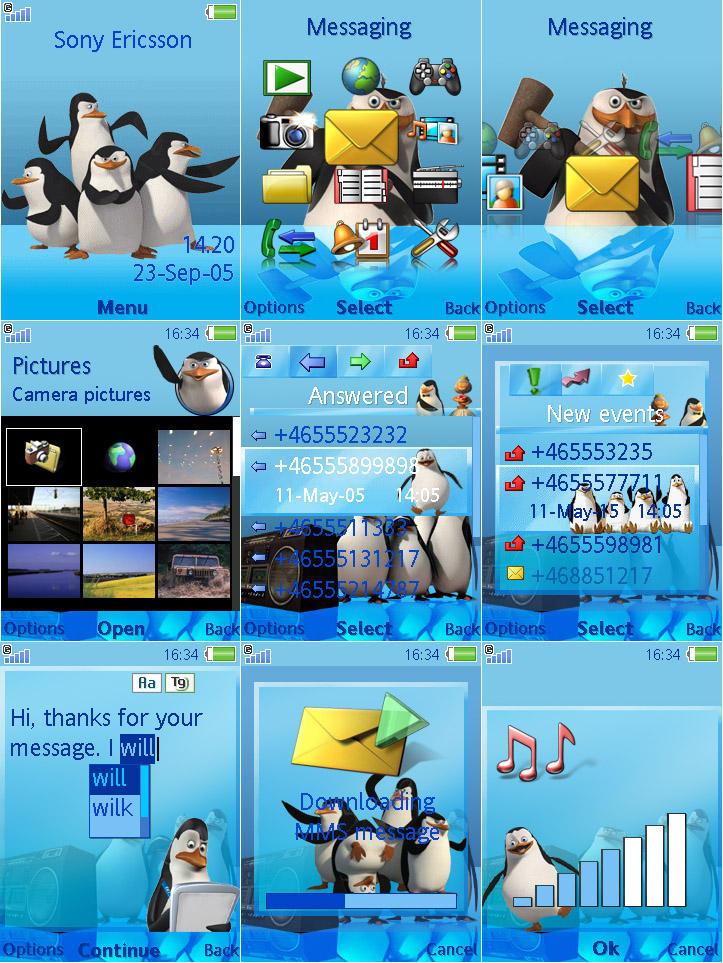 Sony Ericsson Wi