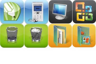 Custom iphone Icons
