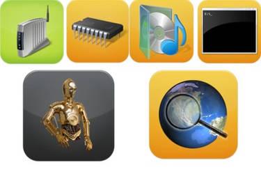 Custom iphone Icons 2