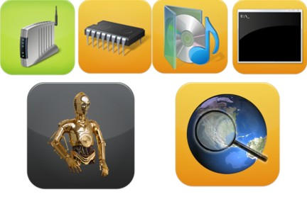 Custom iphone Icons 2 by ripper23