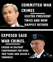 Bush Versus Manning by Party9999999