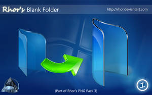 Rhor's Blank Folder v3 by Rhor