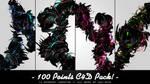 [C4D Pack] 15 Twirl C4D's