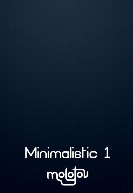 Minimalistic 1 by boding-bunny