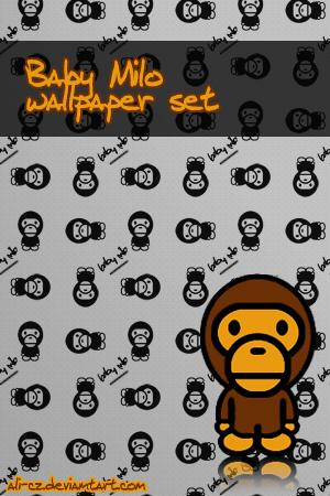 Monkey Milo by Ali-cz