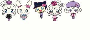 tamagotchi girls #2