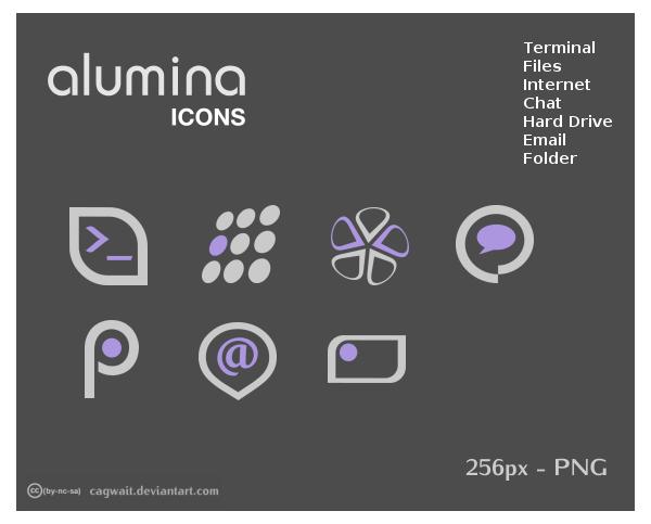 alumina by cagwait