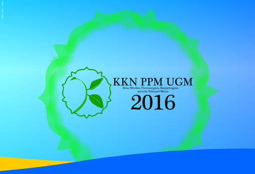 Animated Background KKN