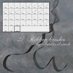 Ribbon brushes - image package