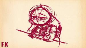 Judy Sigh Rough Animation