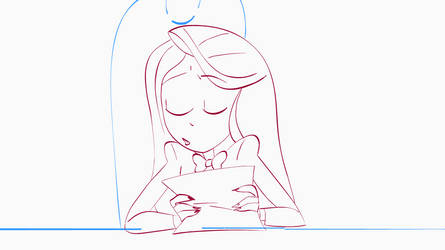 Hazbin Hotel Rough Animation by FluttershytheKind