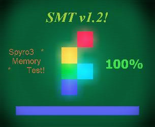 Spyro3 Memory Test v1.2! (SWF flash game)