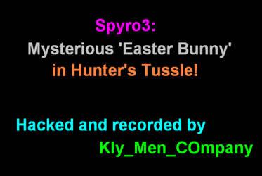 Spyro3: Easter Bunny (SWF video)