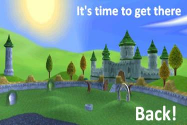 Spyro3: Castle Skatepark (SWF video)