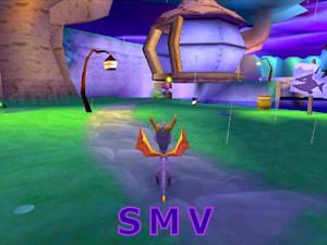 SMV: Fireflies / Spyro3: SpookySwamp (Flash video)