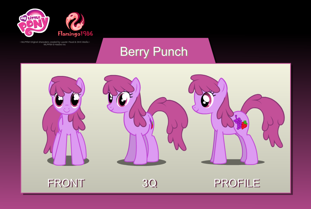 DR Berry Punch Puppet Rigs v1.0