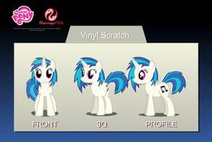 DR Vinyl Scratch Puppet Rigs v1.0