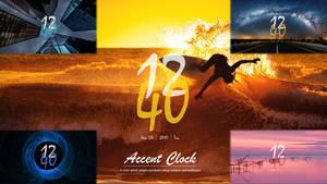 Accent Clock 1.0