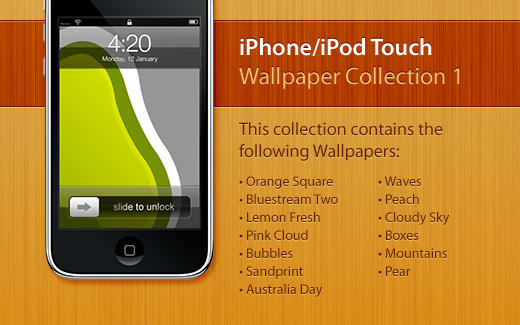 iPhone, iPod Collection 1 by duckfarm