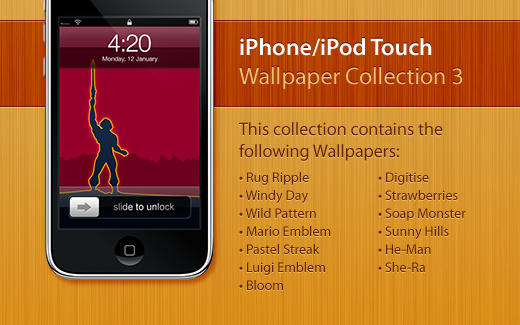 iPhone, iPod Collection 3 by duckfarm