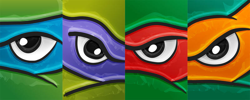 TMNT Wallpapers By Duckfarm