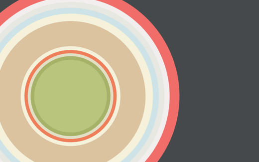 Circles by duckfarm